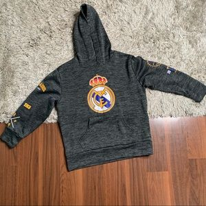 Official Real Madrid Boy's Hoodie